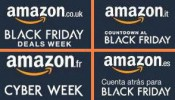 Amazon Ausland: Black Friday Deals Week & Cyber Week – Angebote vom 27.11.15