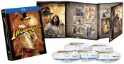Amazon.co.uk Tagesangebot: Indiana Jones – The Complete Adventures (Digipack) [Blu-ray] für 23,54€ inkl. VSK