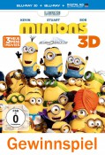 [Gewinnspiel] Bluray-Dealz.de: Minions (3D Blu-ray) bis 11.11.15