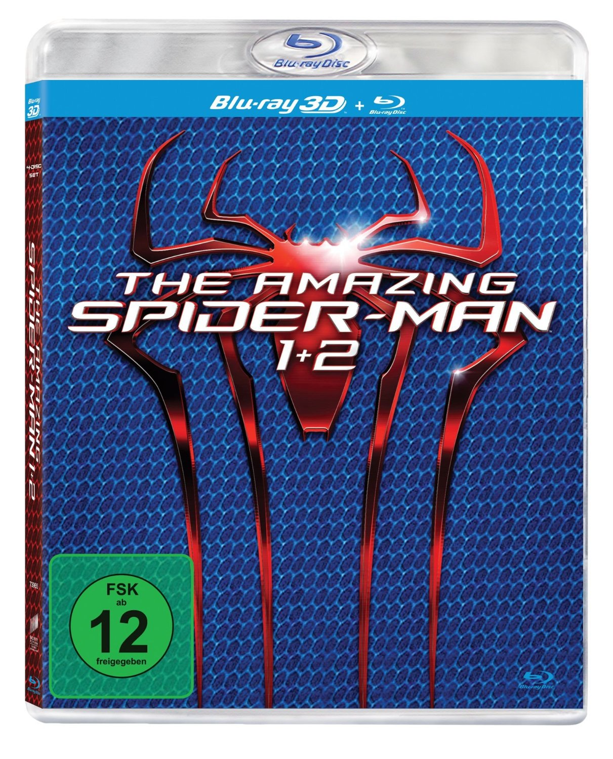 angebot des tages the amazing spider man the amazing. Black Bedroom Furniture Sets. Home Design Ideas