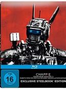 Saturn.de: Chappie (Exklusive Steelbook Edition) Blu-ray für 8,99€ + VSK