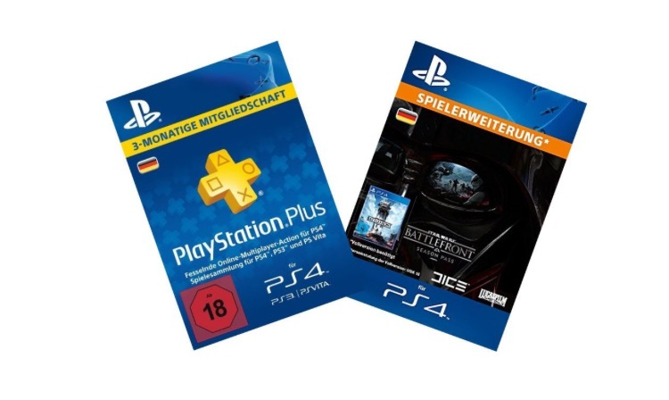 star wars battlefront season pass playstation plus mitgliedschaft 3 monate ps4 psn code. Black Bedroom Furniture Sets. Home Design Ideas