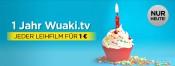 Wuaki.tv: JEDER Leihfilm für 0,99€ (auch in HD)!