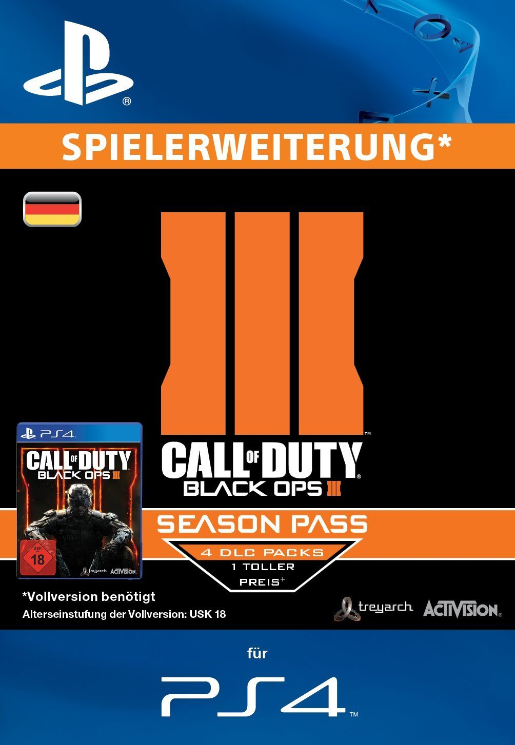 call of duty black ops 3 ps4 season pass online code. Black Bedroom Furniture Sets. Home Design Ideas