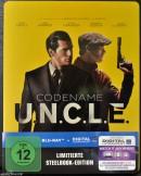 [Fotos] Codename U.N.C.L.E Steelbook (exklusiv bei Amazon.de)
