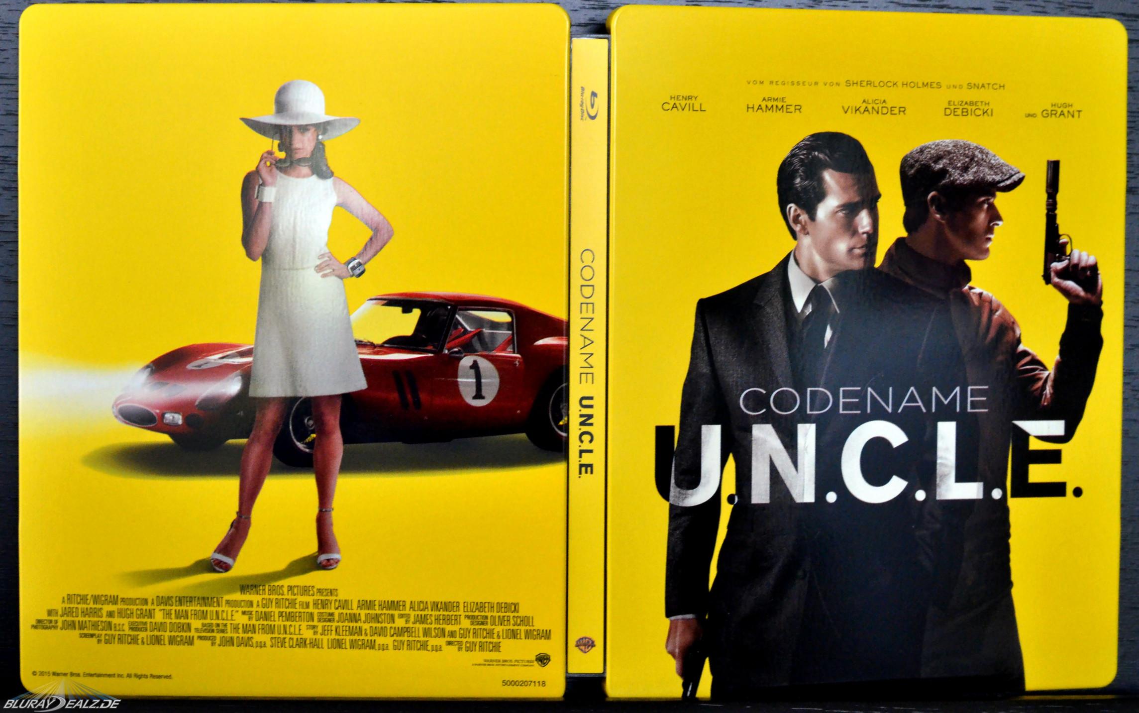 codename uncle soundtrack