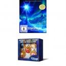 Die Eiskönigin – Völlig unverfroren – Digibook [3D Blu-ray] und Christbaumkugeln mit Motiv – Findet Nemo für 14,97€ + VSK
