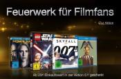 Amazon.de: Feuerwerk für Filmfans + 5€ Rabatt ab 29€ (bis 03.01.15)