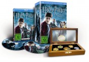 Jokers.de: Harry Potter und der Halbblutprinz – Collector's Edition (Blu-ray) für 5,99€ + VSK