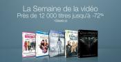 Amazon.fr: La Semaine de la Vidéo (vom 28.12.15 – 04.01.16)