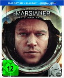 [Vorbestellung] MediaMarkt/Saturn: Der Marsianer – Rettet Mark Watney (lim. SteelBook mit Lenticular) [Blu-ray 3D] für 32,99€