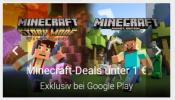 Google Play Store: Minecraft – Story Mode für 0,09€ statt 5,39€