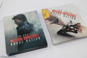 [Review] Mission: Impossible 5 – Rogue Nation – Steelbooks