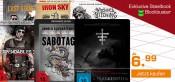 Saturn.de: Late Night Shopping 01.12.15 u.a. Steelbooks für je 6,99€ inkl. VSK