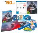 [Lokal] Saturn Dessau-Roßlau: Star Wars – The Complete Saga und The James Bond Collection für je 50€
