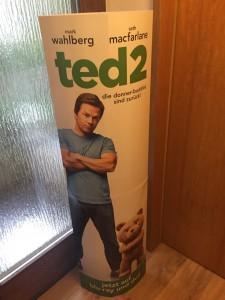 Ted-Aufsteller