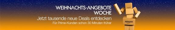 Amazon.de: Weihnachts-Angebote-Woche Blitzangebote 07.12.15 ab 10:00 Uhr – z.B. Der Hobbit, Friends, Fringe uvm.