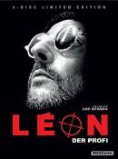 Amazon.de: Léon – Der Profi (Limited Edition Media Book) [Blu-ray] für 12,62€ + VSK