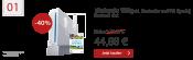 rebuy.de: Adventskalender Tag 1 – Nintendo Wii weiß [inkl. Controller und Wii Sports] für 44,99€ + VSK
