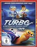 ebay.de: Turbo – Kleine Schnecke, großer Traum [3D Blu-ray] für 9,99€ inkl. VSK
