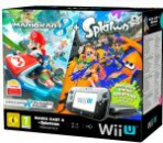 Saturn.de: NINTENDO Wii U Premium + Mario Kart 8 + Splatoon + Animal Crossing für 269€ inkl. VSK