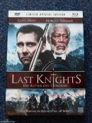 [Fotos] Last Knights – Die Ritter des 7. Ordens (Limited Special Edition im Mediabook)
