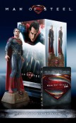Amazon.fr: Man of Steel Ultimate Collectors Edition [3D Blu-ray] [Limited Collector's Edition] – Deutsche Ausgabe für 30,76€ + VSK