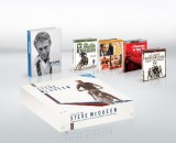 Amazon.fr: Steve McQueen-Collection (4 Filme im Digibook + Buch) [Blu-ray] für 23,62€ inkl. VSK