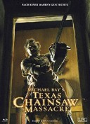 Amazon.de: Michael Bay's Texas Chainsaw Massacre [Blu-ray] [Limited Edition Mediabook] für 15,33€ + VSK. u.a.
