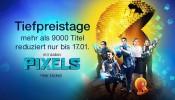 Amazon.de: Tiefpreistage – Mehr als 9000 Titel reduziert (bis 17.01.16)