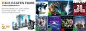 Saturn.de: Die besten Filme zum besten Preis  [Blu-ray] ab 3,99€