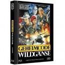 Amazon.de: Geheimcode Wildgänse (Mediabook) für 15,05€ & Kommando Leopard (Mediabook) für 16,83€ + VSK