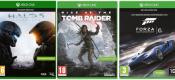 Amazon.it: Halo 5 + Rise of the Tomb Raider + Forza Motorsport 6 [XBox One] für 91,69€ inkl. VSK