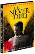 [Vorbestellung] Amazon.de: He never died (Blu-ray) (Limited Edition Mediabook) für 20,67€ + VSK