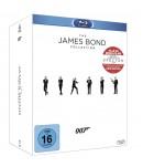 Saturn.de: Super Sunday am 28.02.16 – The James Bond Collection: Alle 23 Filme inkl. Leerplatz für Spectre (24 Discs) [Blu-ray] für 99€ inkl. VSK