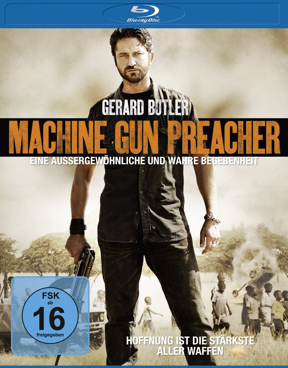 Amazon De Machine Gun Preacher Blu Ray Fur 6 02 Vsk Bluray