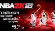 Steam: Wochenend-Deal mit u.a. NBA 2K16 [PC] das gesamte Wochenende kostenlos spielen