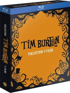 Tim Burton Collection (9 Filme) [Blu-ray]