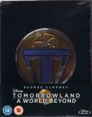 [Gewinnspiel] Danke Bluray-Dealz.de – Disney Tomorrowland Zavvi Steelbook