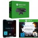 Amazon.de: Tagesangebot – Xbox One 500 GB + Halo 5: Guardians – Limited Edition + Halo 5 Sammelkarte für 299€ inkl. VSK