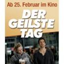 """[Gewinnspiel] Amazon.de: 2×2 Tickets zur Filmpremiere von """"Der geilste Tag"""""""