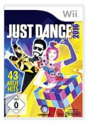Buecher.de: Preisknaller des Tages – Just Dance 2016 [Wii / Wii U] ab 27,95€ inkl. VSK