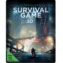 [Vorbestellung] Treffpunktmusikshop.de: Survival Game 3D (Steelbook) [Blu-ray 3D] für 21,18€ + VSK
