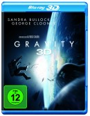 Notebooksbilliger.de: Gravity 3D [Blu-ray] für 5,99€ inkl. VSK