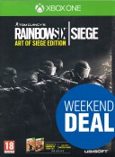 Gameware.at: Tom Clancys Rainbow Six: Siege Collectors Edition [Xbox One/PC] für 39,90€ inkl. VSK