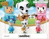 Amazon.it: amiibo Animal Crossing 3er Figuren-Set (K.K., Rosina, Björn) für 9,99€ + VSK
