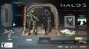 Microsoftstore.com: Halo 5 – Guardians Limited Collectors Edition für 116,39€ uvm.