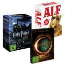 Real: Diverse DVD Boxsets reduziert – z.B. Alf – Die komplette Serie für 16,99€