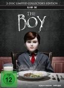 [Vorbestellung] The Boy – Limited Mediabook Edition (Blu-ray) für 17,94€ inkl. VSK
