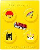 [Vorbestellung] Amazon.fr: Lego The Movie Steelbook [Blu-ray] für 15,05€ + VSK